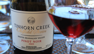 Tinhorn Creek Vineyards, Sandra Oldfield, Okanagan Valley, BC wine, Diamondback Vineyard, Black Sage Bench, Pinot Noir