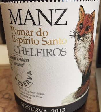 wines of Portugal, Lisboa wine region, Manz wines, Chelios, Jampal