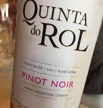 wines of Portugal, Lisboa wine region, quinta do rol